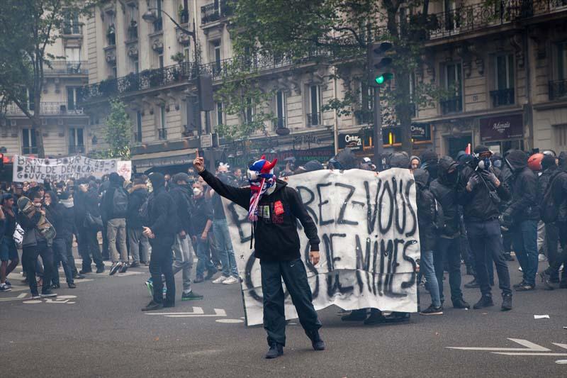 Benzinetekort in Frankrijk door massale protesten en stakingen