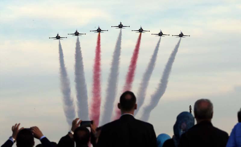 Massale viering verovering Istanbul tijd voor het nieuwe Turkije (13)