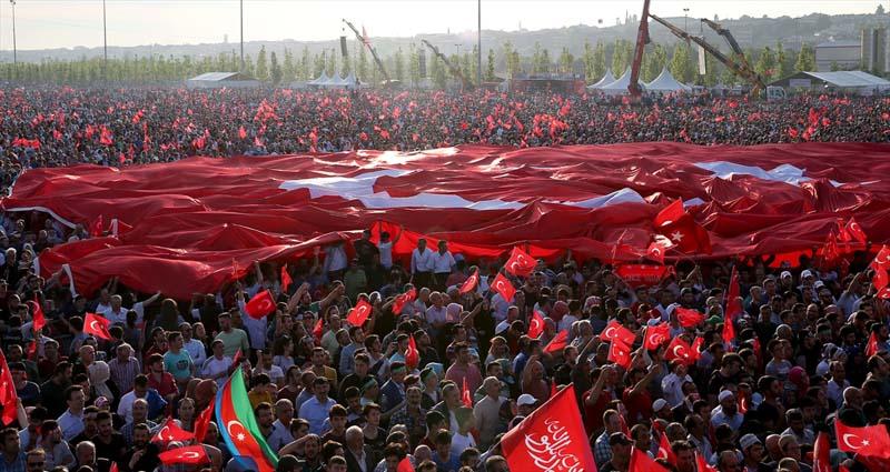 Massale viering verovering Istanbul tijd voor het nieuwe Turkije (3)
