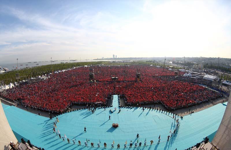 Massale viering verovering Istanbul tijd voor het nieuwe Turkije (4)