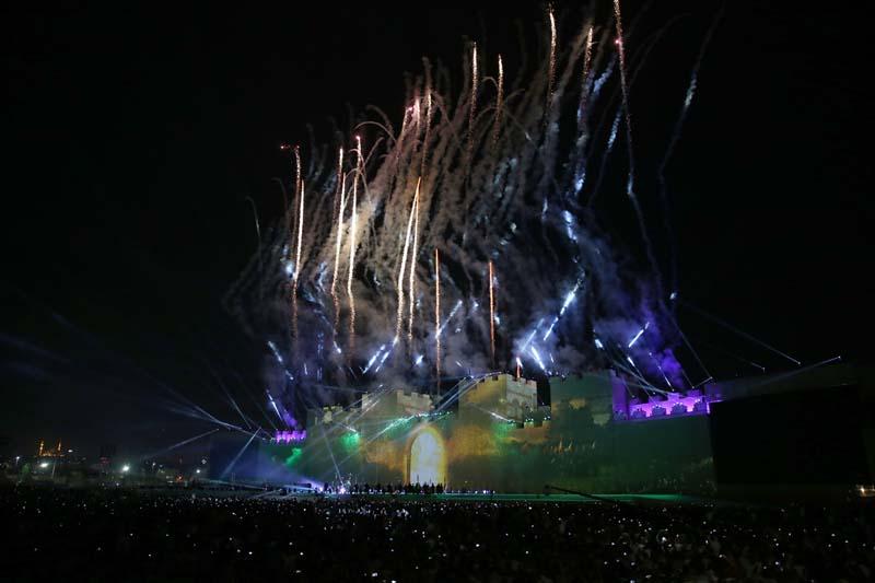 Massale viering verovering Istanbul tijd voor het nieuwe Turkije (7)