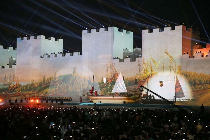 Massale viering verovering Istanbul tijd voor het nieuwe Turkije (8)