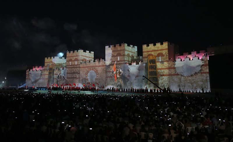 Massale viering verovering Istanbul tijd voor het nieuwe Turkije (9)