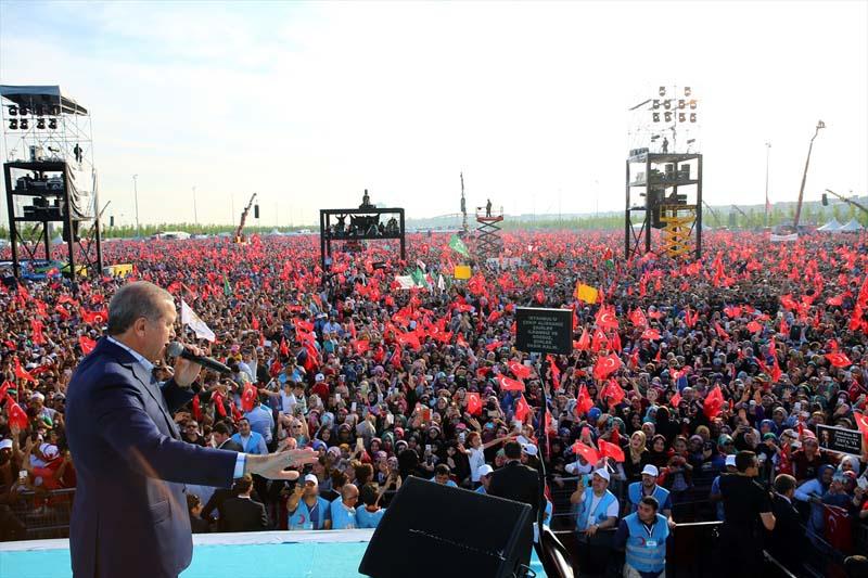Massale viering verovering Istanbul tijd voor het nieuwe Turkije