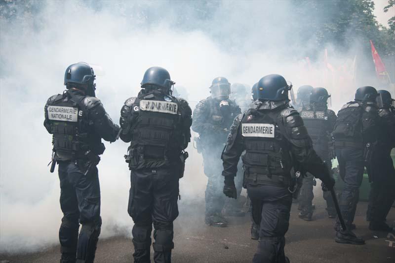 Turkije reageert op Franse chaos en politiegeweld in Frankrijk (2)