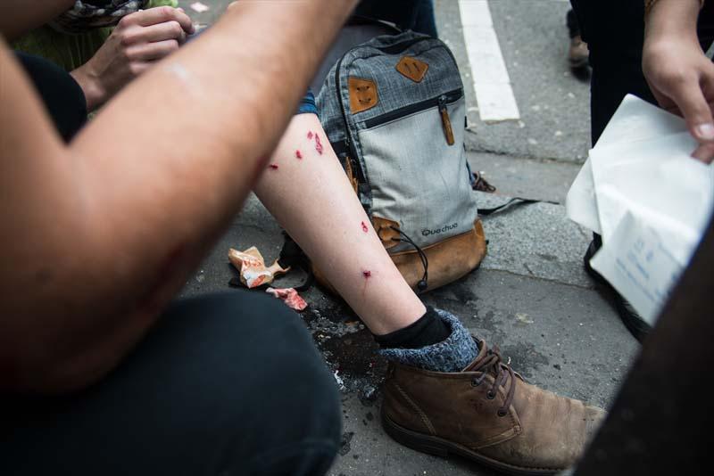 Turkije reageert op Franse chaos en politiegeweld in Frankrijk (4)