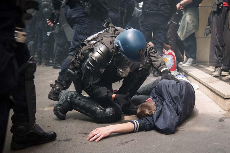 Turkije reageert op Franse chaos en politiegeweld in Frankrijk (5)