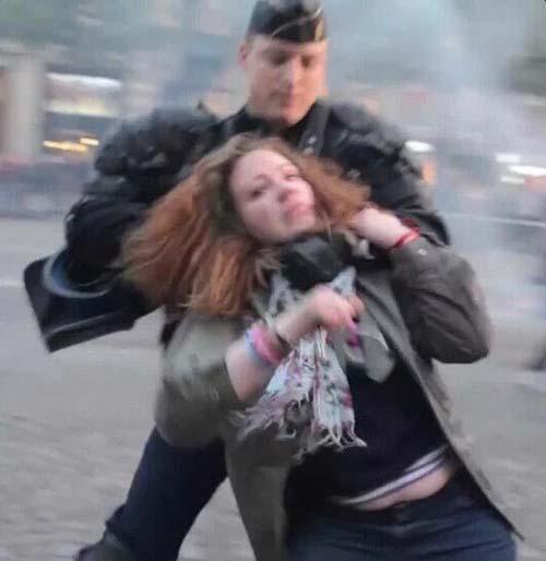 Turkije reageert op Franse chaos en politiegeweld in Frankrijk (6)