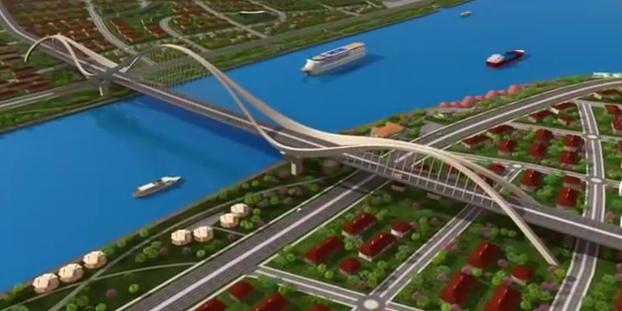 Voorbereidingen Turks 'crazy project' afgerond (3)