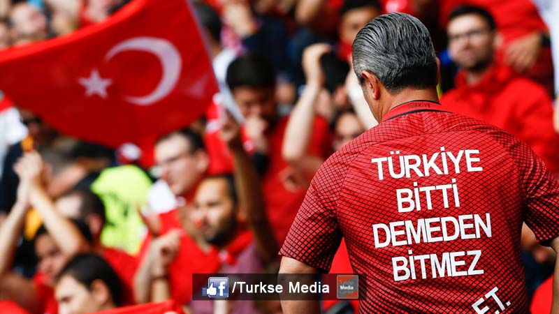 Turks elftal begint slecht aan EK