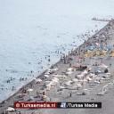 Turkse stranden stromen vol, toeristen boos op media in eigen land