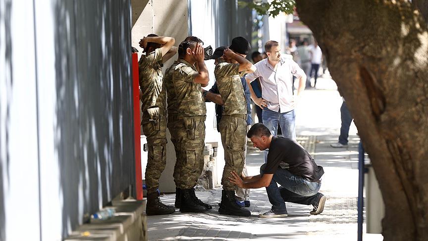 'Turkije laat wereld zien wat democratie is na ongekend landverraad'