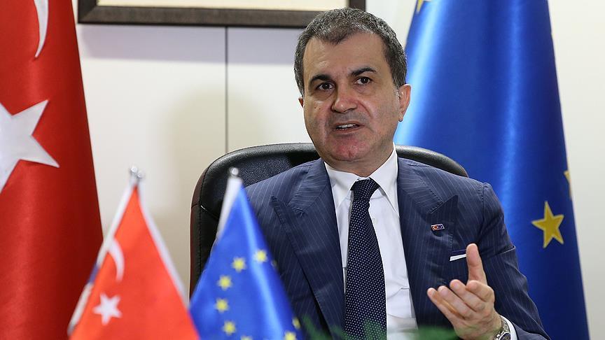 Dreiging EU hard neergeslagen door Turkse vicevoorzitter (2)