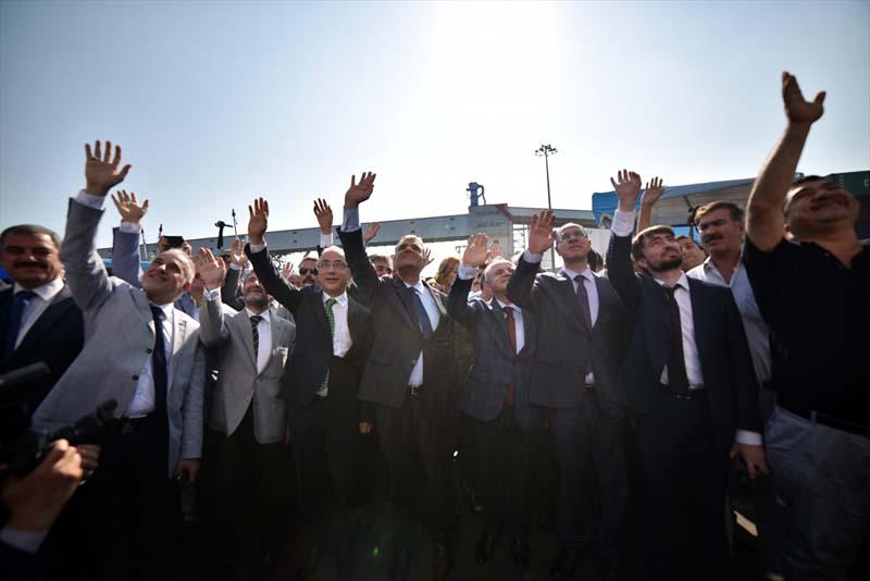Turkije stuurt 11 ton hulpgoederen en cadeaus naar Gaza (6)
