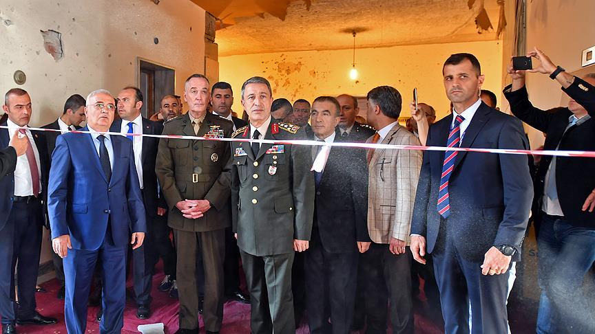 Amerikaanse stafchef Dit kunnen alleen Turken (2)