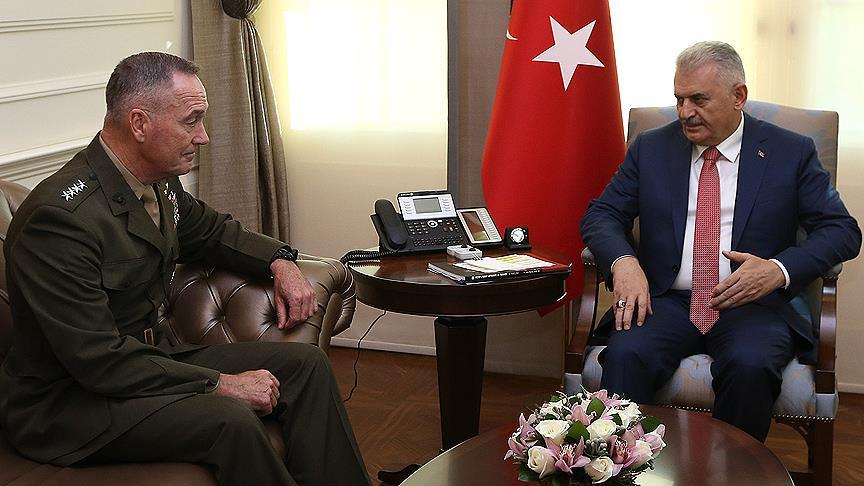 Amerikaanse stafchef Dit kunnen alleen Turken (3)