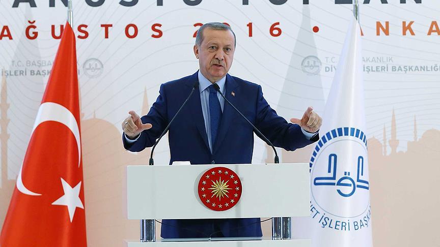 Erdoğan Moge Allah ons vergeven (3)