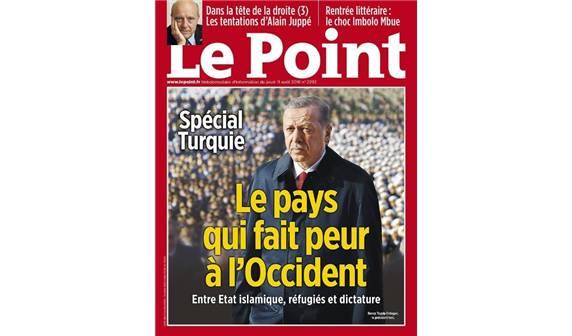 Fransen bang voor Turkije en Erdoğan (2)
