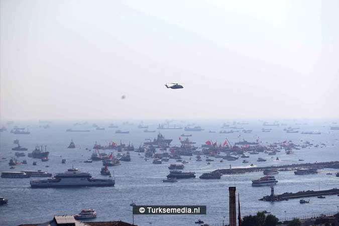 Miljoenen Turken bijeen tijdens historische meeting (35)