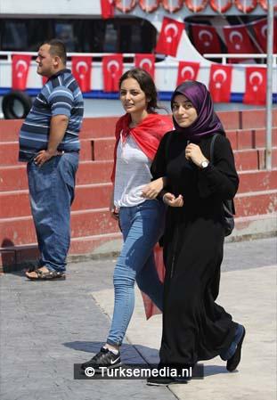 Miljoenen Turken bijeen tijdens historische meeting (37)