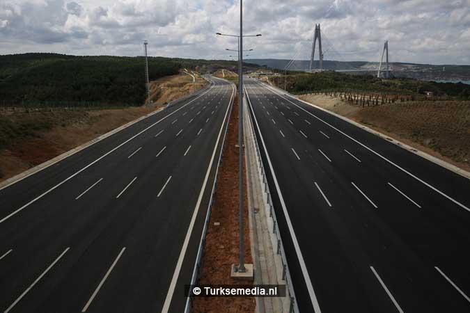 Turkije opent breedste brug ter wereld (2)