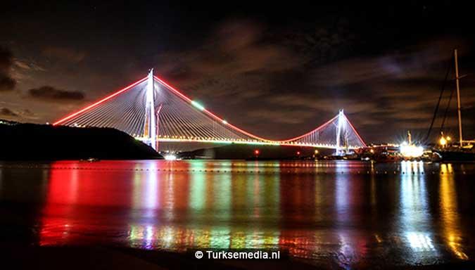 Turkije opent breedste brug ter wereld (4)