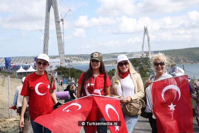 Turkije opent breedste brug ter wereld (9)
