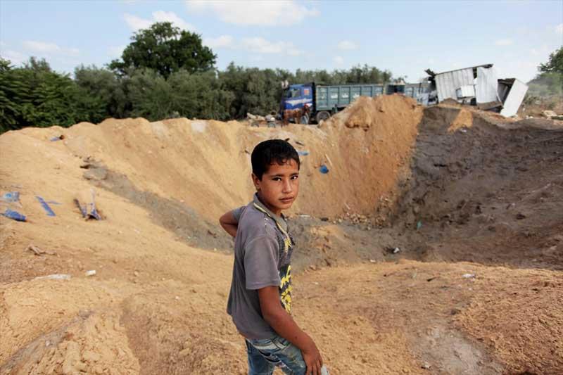 Turkije reageert op hevige Israëlische aanval op Gazastrook (2)