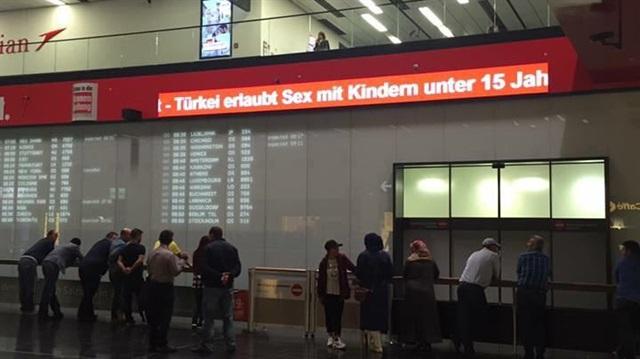 Turkije reageert woedend op tweede schandaal luchthaven Oostenrijk (2)