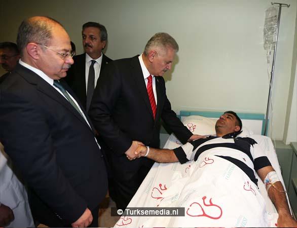 Turkse premier maakt duidelijk wie achter aanslag Elazığ zit (4)