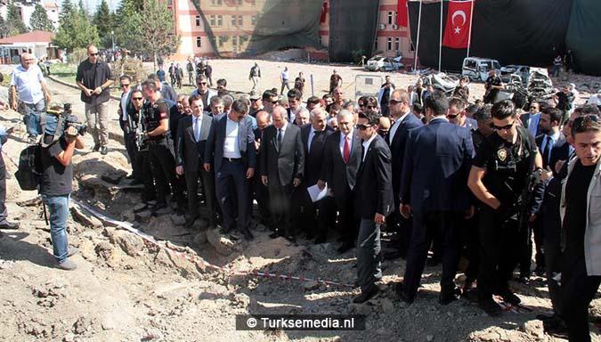 Turkse premier maakt duidelijk wie achter aanslag Elazığ zit (6)
