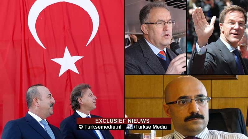 Brief-chaos De waarheid achter kwestie Aboutaleb-Turkije