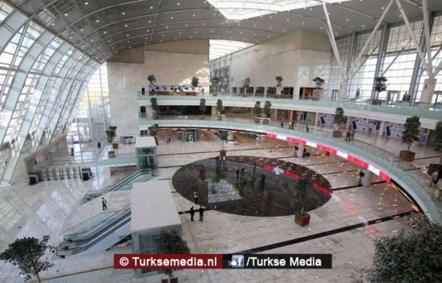 Dit is het nieuwe supermoderne treinstation van Ankara (fotogalerij)
