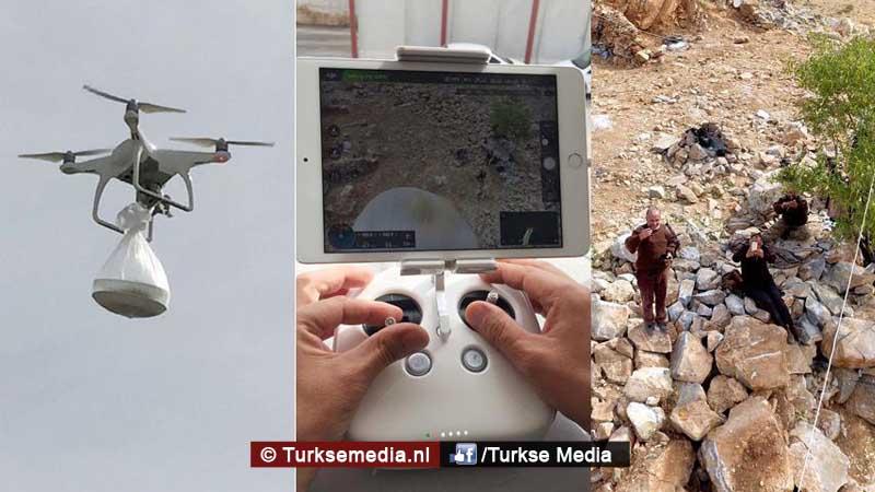 turkse-commissaris-laat-baklava-met-drone-bezorgen