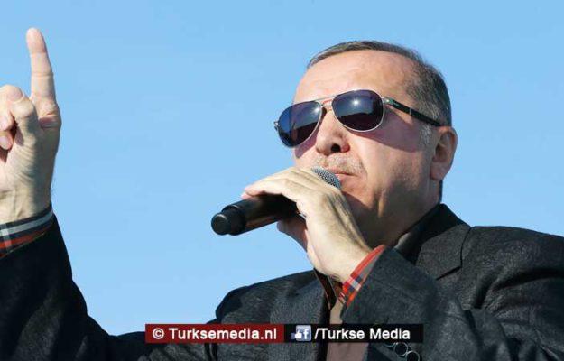 Uithaal Erdogan: Waarom huilt 'humanitair' Westen voor 200 terroristen?