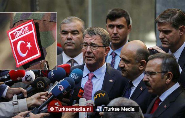 VS geeft Turken gelijk: Wereld is Turkije dankbaar