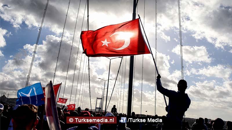 Erdoğan over referendum Turken gaan kiezen voor nieuw systeem