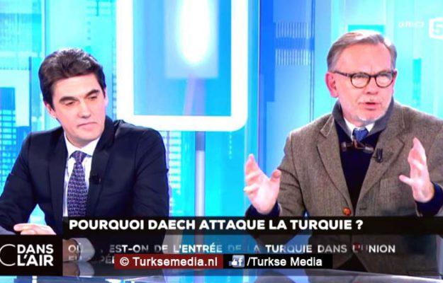 Franse journalist: Genoeg, stop met zwartmaken Turkije