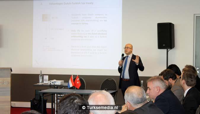 Succesvolste Turkse bedrijven bezoeken Nederland 9