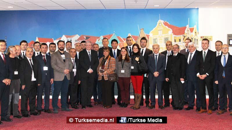 Succesvolste Turkse bedrijven bezoeken Nederland