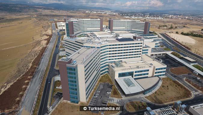 Turkije opent modernste ziekenhuizen van Europa 10