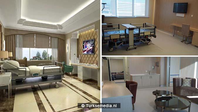 Turkije opent modernste ziekenhuizen van Europa 2