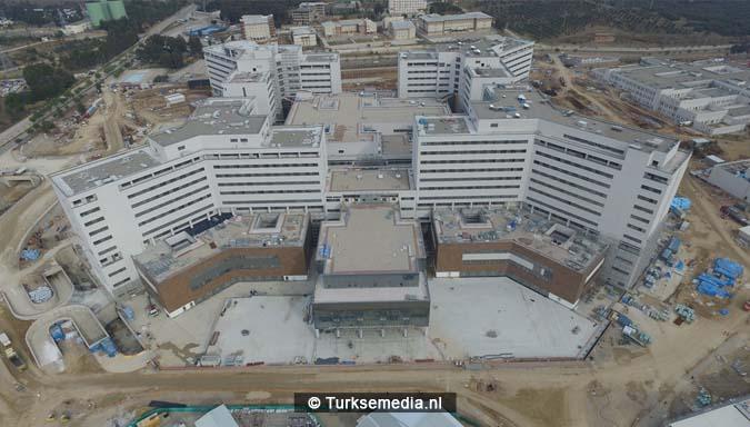 Turkije opent modernste ziekenhuizen van Europa 7
