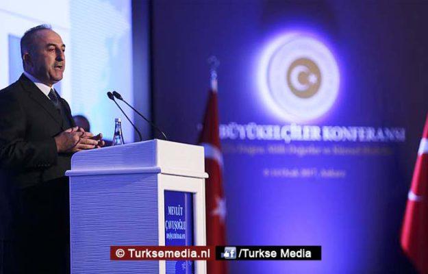 Turkije verwacht dat Trump niet zo faalt als leiding Obama