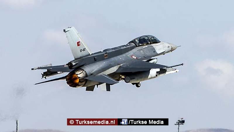 Turks leger zuivert ook in Irak 57 terroristen uitgeschakeld