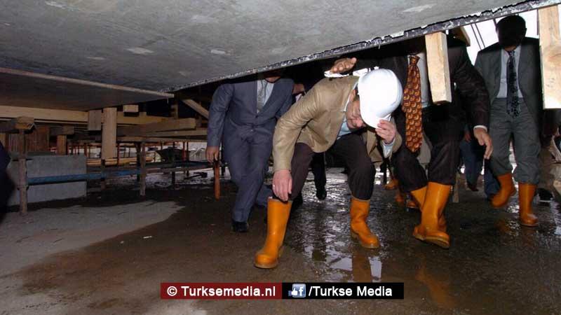 Turkse minister tegen BBC Check mijn gouden laarzen