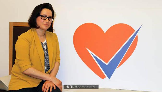Een Turks hart in Amsterdam ontmoet hartspecialist Hacer Sen2