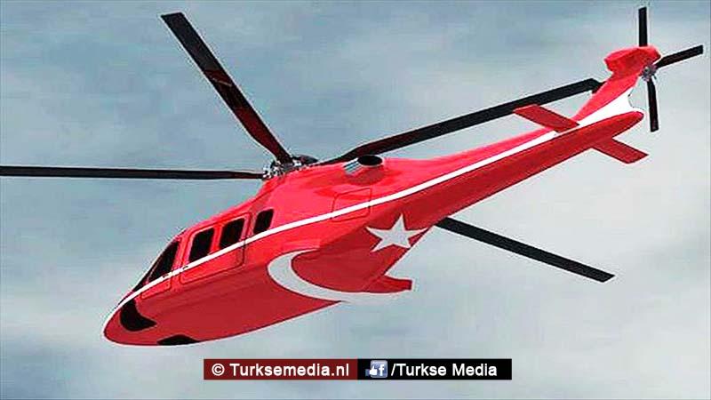 Eindelijk Turkije gaat eigen helikoptermotoren ontwikkelen