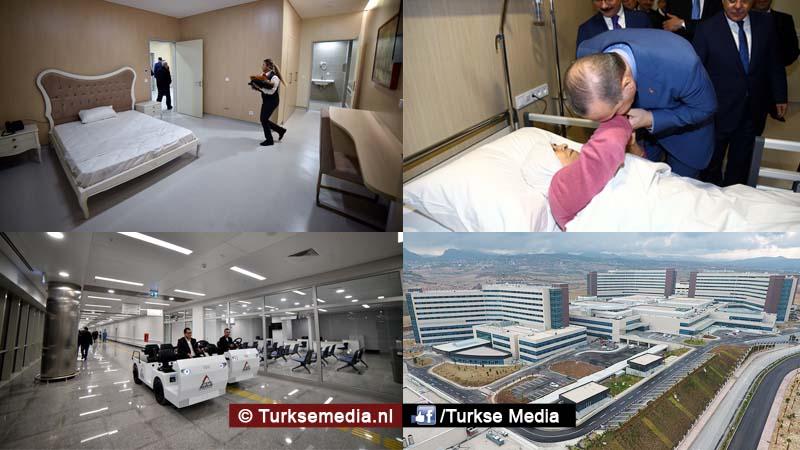Erdoğan Gezondheidszorg Turkije beste ter wereld
