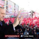 Erdogan: Ik wil dit niet voor mezelf, ben niet karakterloos